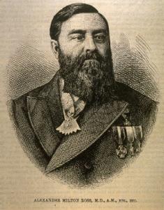 Alexander Milton Ross